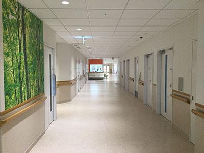 病棟の様子のイメージ写真